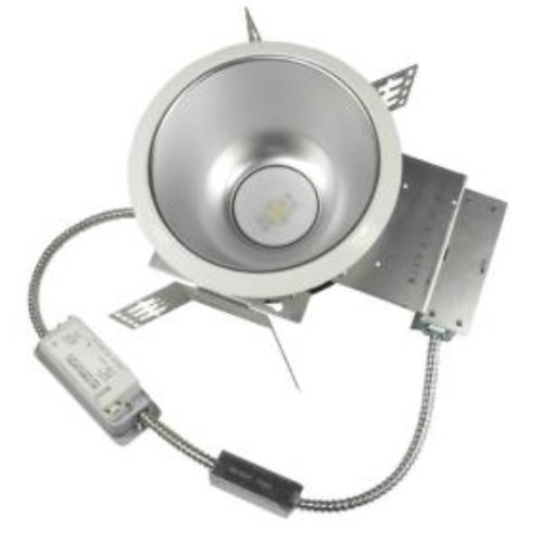 Led Light Fixture Keeps Going Out: MaxLite 8 Inch 23W Architectural LED Downlight Fixture