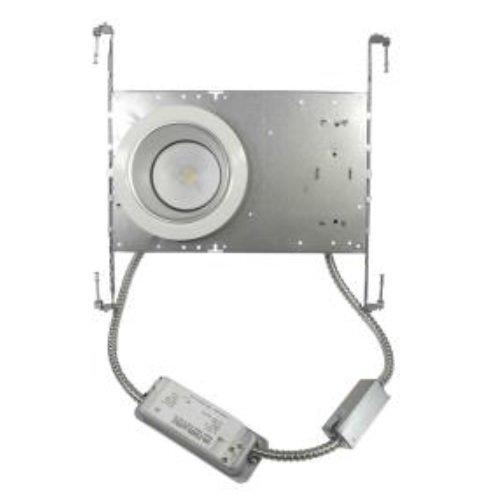 best website 24b71 1a30f MaxLite Battery Backup, 23W 4 Inch Commercial LED Downlight Fixture, 4000K