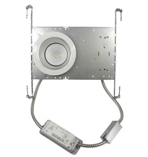 26W 4000K Recessed Commercial Downlight LED Fixture LED 4-Inch