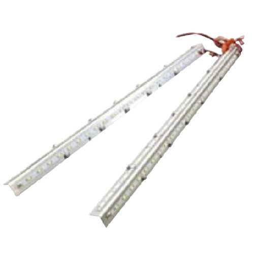 40W 5000K Retrofit Kit Linear LED Strips Universal Voltage 0-1-10V Dim