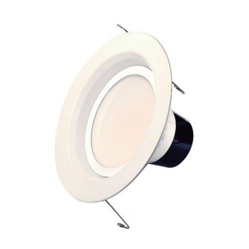 12W 2700K Recessed LED Retrofit Downlight, High CRI 6-Inch