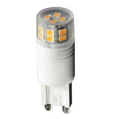 3W 2700K LED G9 Retrofit Bulb