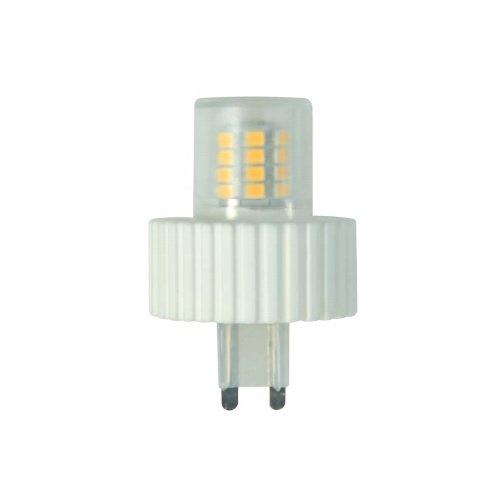 5W 2700K LED G9 Retrofit Bulb, Dimmable