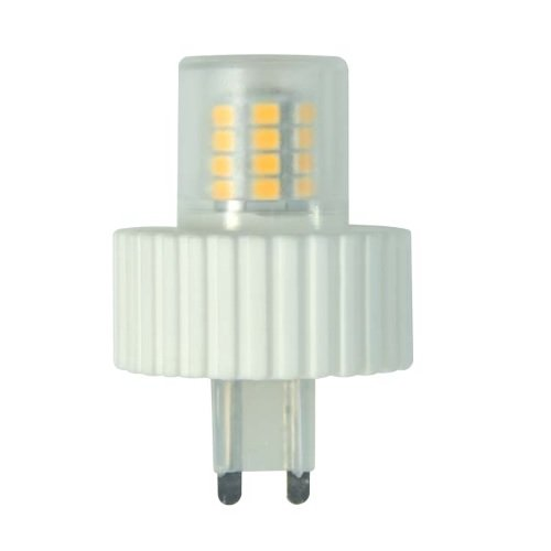 5W 2700K LED G9 Retrofit Bulb, Non-Dimmable
