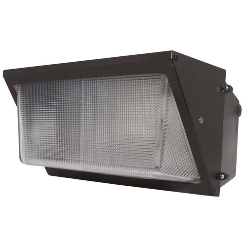 Max Light Led Wall Pack: MaxLite 277V Photocell 120W LED Security Wall Pack Light