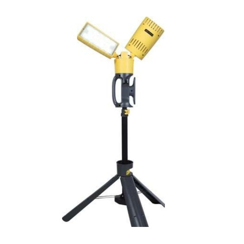 36W LED Portable Work Light, 3300 lm, 5000K