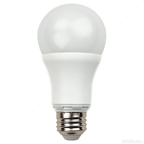naturaled 9 5w omnidirectional a19 led bulb 2700k pack of 2