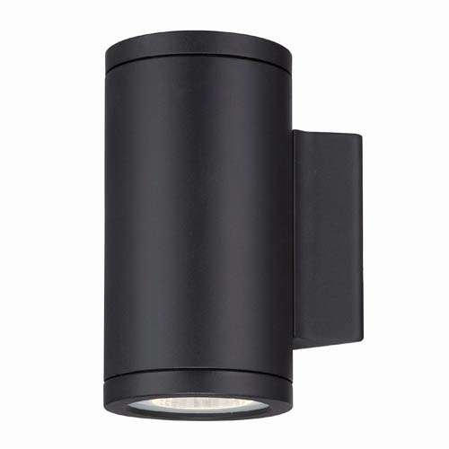 Naturaled 7065 5000k 20w decorative indoor outdoor led wall sconce black - Decorative led wall lights ...