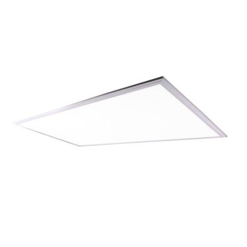 50W 2x4 LED Flat Panel Light, DLC Standard, 4000K, White, Dimmable