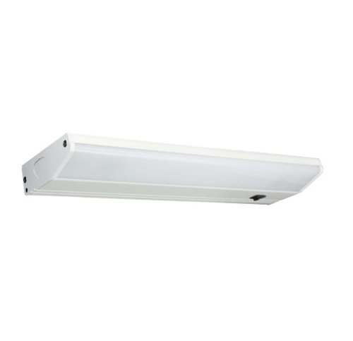 57W LED Vapor Tight Fixture, 4000K, DLC Premium, Dimmable