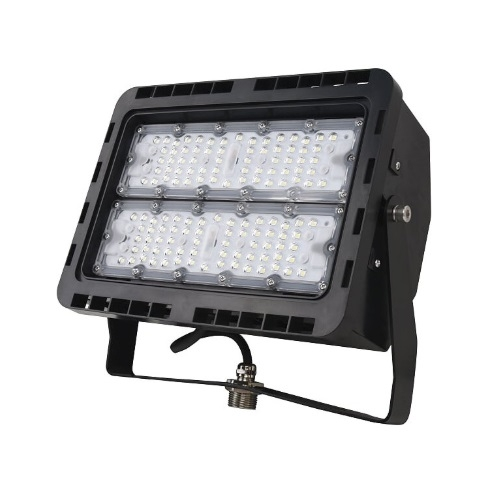 100W LED Flood Light, Dimmable, 4000K