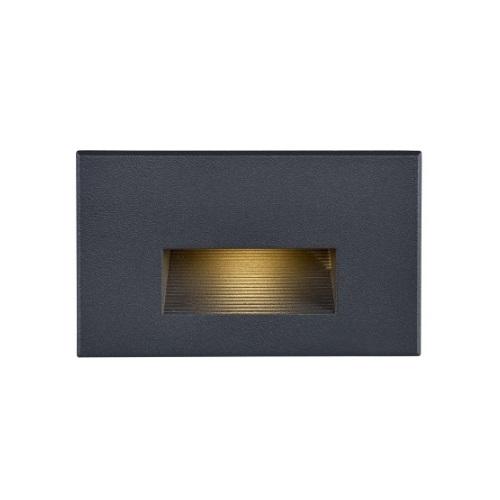 LED Horizontal Step 120V Accent Light, Bronze