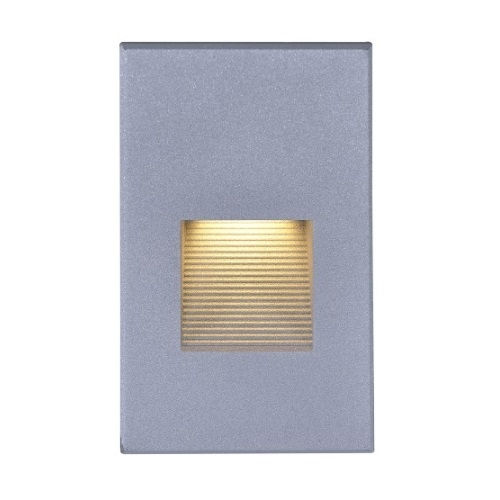 LED Vertical Step 277V Accent Light, Gray