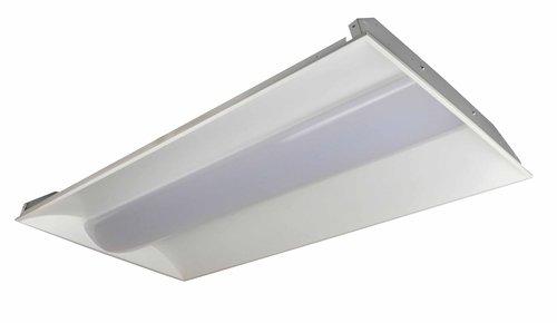 50 Watt LED 2x4 Troffer, 3500K