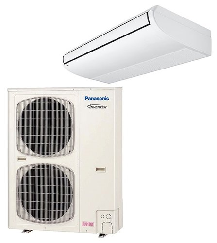 Panasonic Hvac 42k Btu Ceiling Mounted Ductless Mini Split