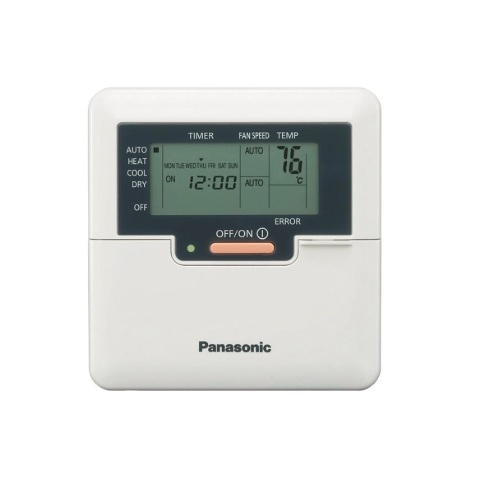 Panasonic HVAC CZ-RD516C-1 Wired Remote Controller for Panasonic Mini Split Heat Pumps