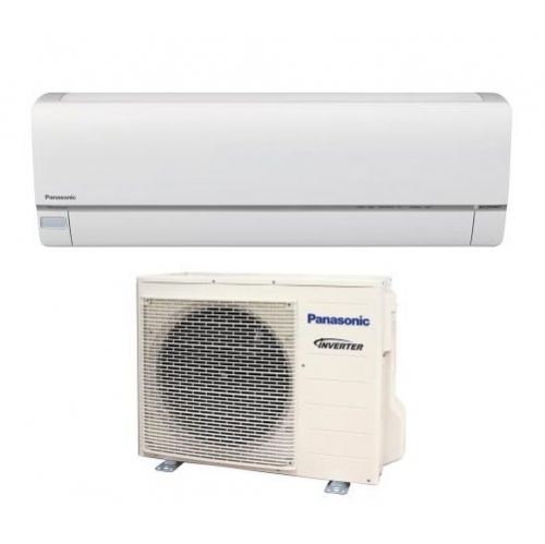 panasonic hvac 15k exterios xe wall mounted ductless mini split system heat pump air. Black Bedroom Furniture Sets. Home Design Ideas