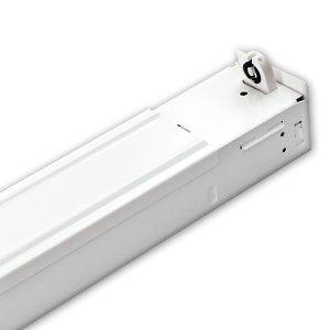48 Inch Strip LED Narrow Fixture for Sylvania 1/32, 120-277V