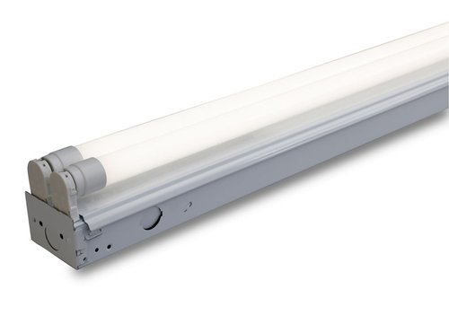4 Foot Plug and Play Dual T8 LED Linear Strip Fixture
