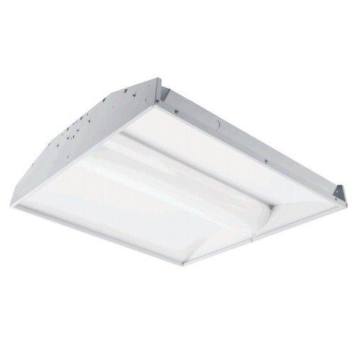 2X4 41W LED Troffer, 5375 lumens, Dimmable, 4000K, DLC