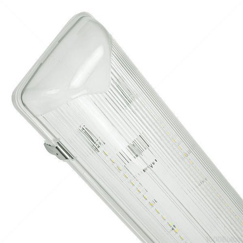 Led Light Fixture Keeps Going Out: BrightStar 5000K 40W 4 Ft Vapor Tight Dimmable LED Fixture