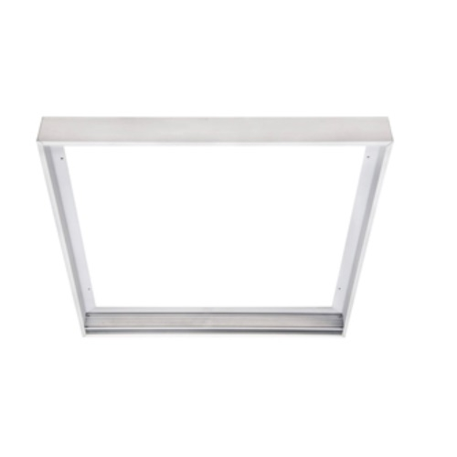 Brightstar 2 X 2 Surface Mounting Kit For Led Flat Panel White