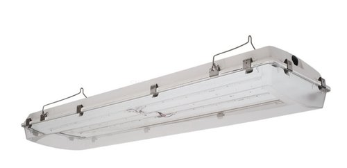 48 Inch LED Vapor Tight T8 Fixture, 4 Lamps