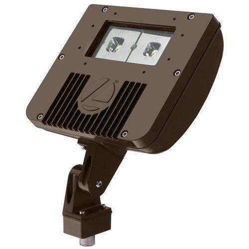 50W Medium Knuckle Dimmable LED Flood Light 4000K