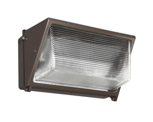 Brightstar Wall Lights : BrightStar 83330 40W Medium LED Wall Pack 5000K HomElectrical.com