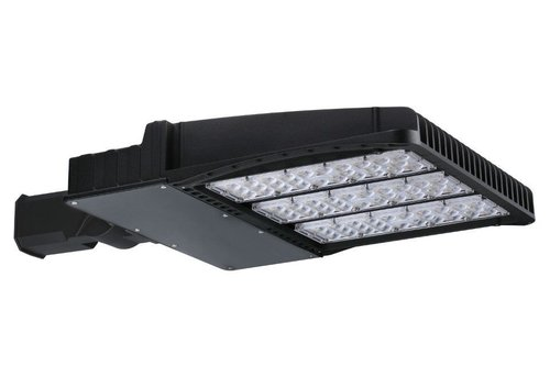 White 150W LED Stealth Shoebox Fixture