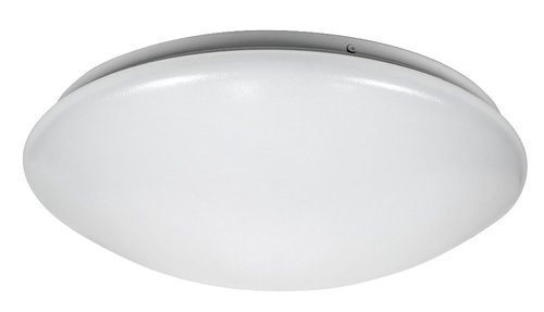 16W 11 Inch LED Mushroom Ceiling Fixture, 4000K, Dimmable, 120V