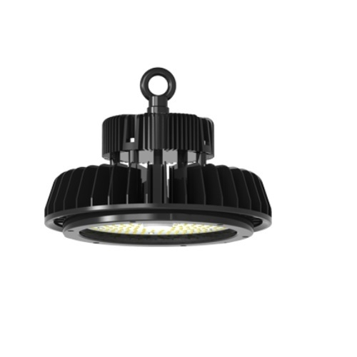 Brightstar 240w Comp Led Ufo High Bay Light Dimmable 5000k Tempered Gl