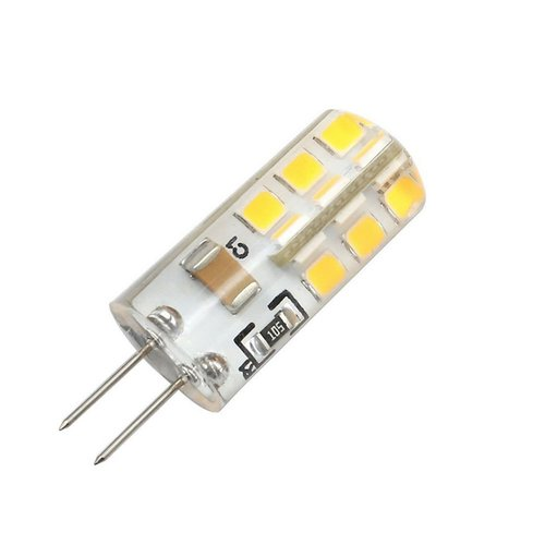 3000K 2W JC LED Bulb with G4 Base