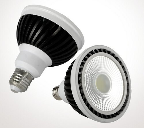 5000K 15W LED PAR38 Bulb with E26 Base