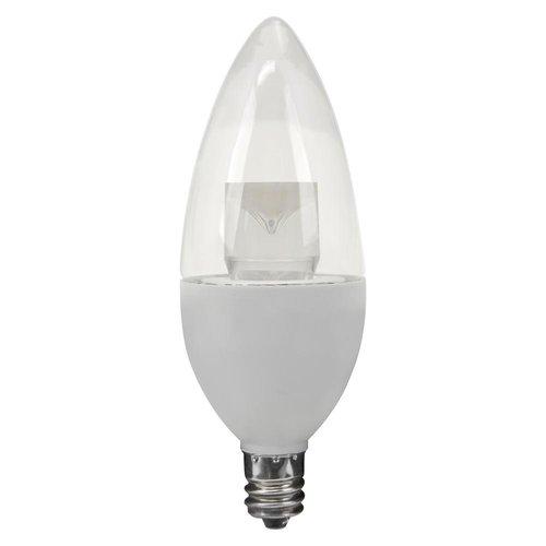 Energy Star 6.5W B13 LED Candelabra 2700K