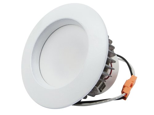 9W Energy Star 4 Inch Dimmable LED Downlight 5000K