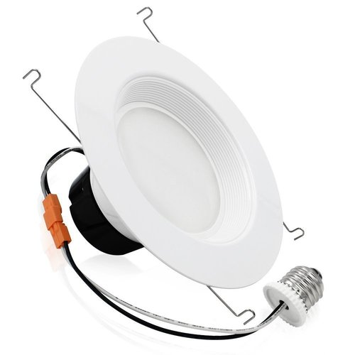 5 Inch to 6 Inch 10W Energy Star Dimmable LED Downlight 3000K