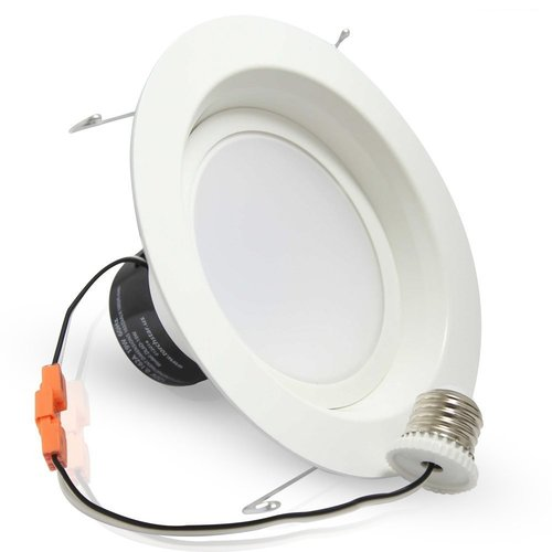 5 Inch to 6 Inch 12W Energy Star Dimmable LED Downlight 3000K