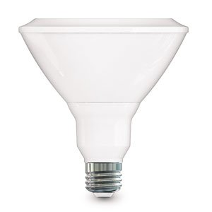 18W Dimmable PAR38 LED Bulb, 2700K, 120V