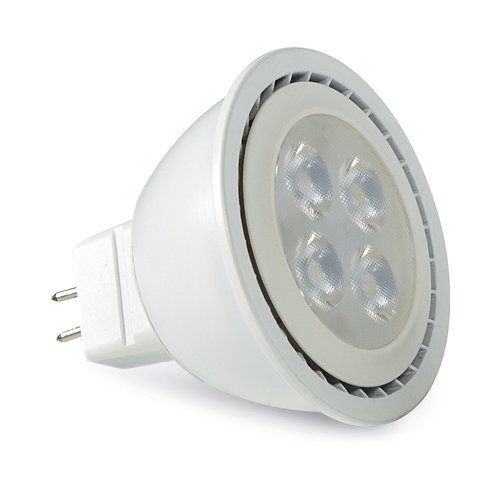 6W LED MR16 with GU5.3 Base 5000K