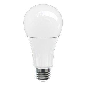 15W Dimmable A21 LED Bulb, 3000K, 120V, Omni-Directional