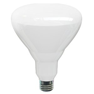 17W Dimmable BR40 LED Bulb, 5000K, 120V, Energy Star