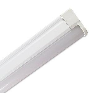 9W Under Counter LED Light, 4000K, 22 Inch, White Housing