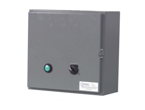 Qmark Heater 208 480v Percentage Timer Panel 1 Three Pole