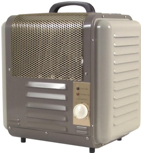 240V 4000W Industrial Grade Portable Electric Heater