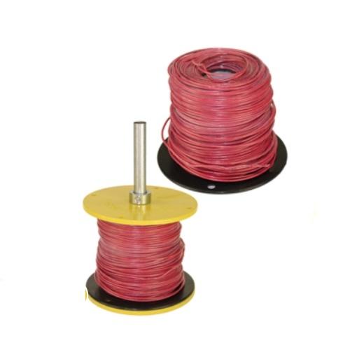 Rack-A-Tiers 6.5-in Diameter Reel-End Wire Spool Repair on