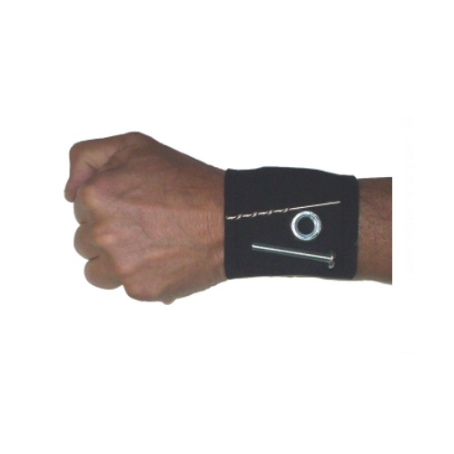 Wrist Magnet for Catching Bits & Screws