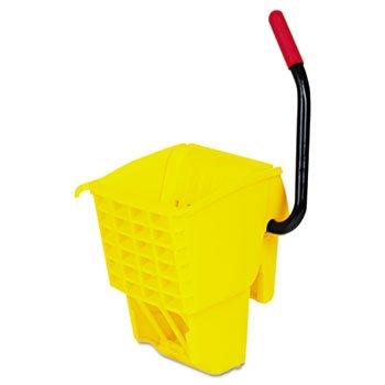 WaveBrake Yellow Wideward Pressure Mop Wringer