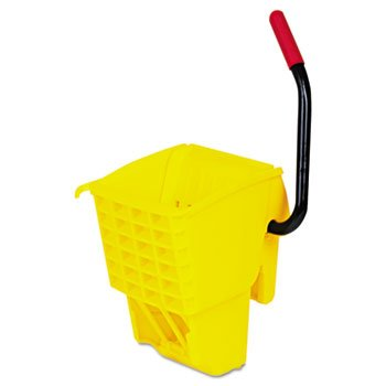 WaveBrake Yellow Wideward Pressure Mop Wringer