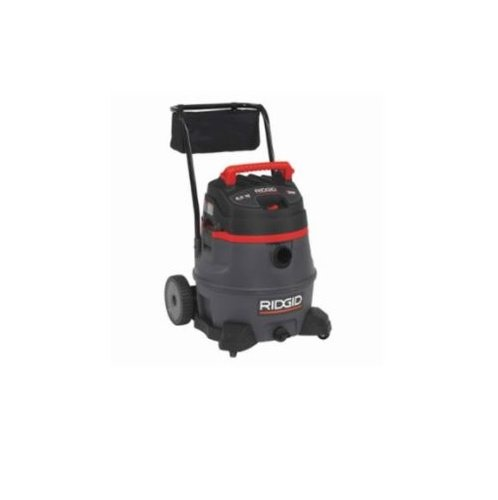 14 Gallon 6 Horsepower Red Wet/Dry Vac Model 1400RV With A Cart